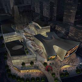 上海梦中心