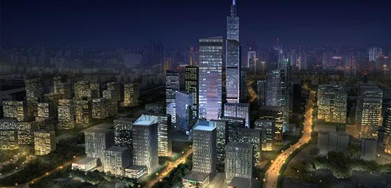 丽泽金融商务区